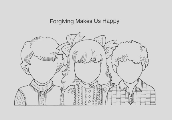 i can forgive game and coloring page