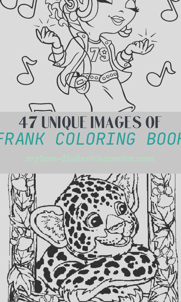 Frank Coloring Book Best Of Lisa Frank Coloring Pages 28