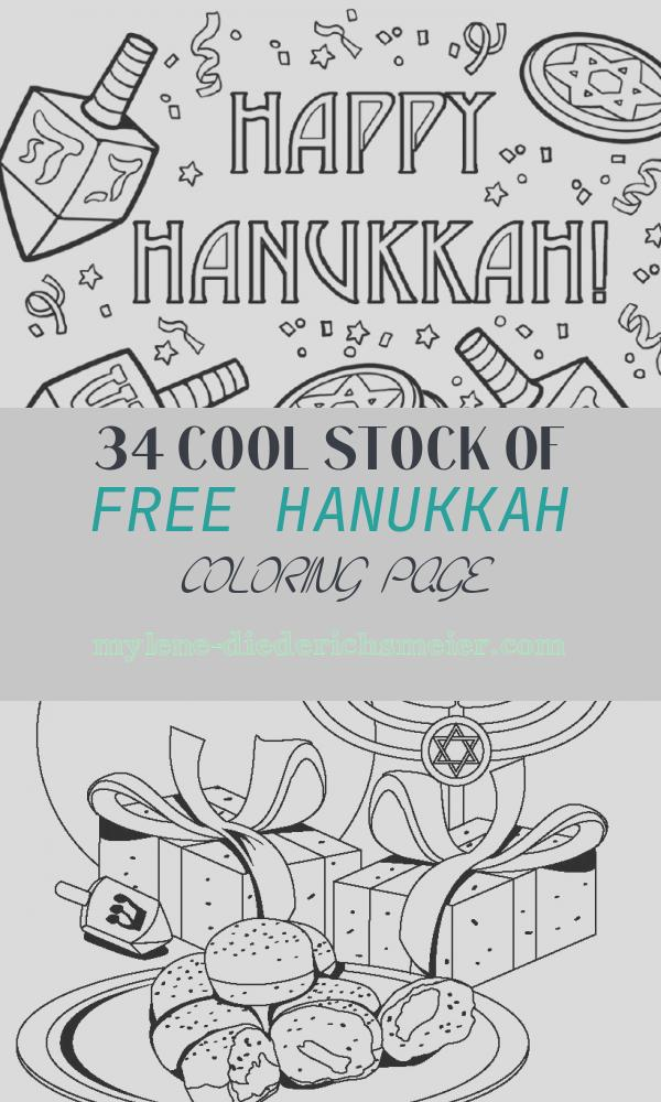 Free Hanukkah Coloring Page Elegant Free Printable Hanukkah Coloring Pages for Kids Best
