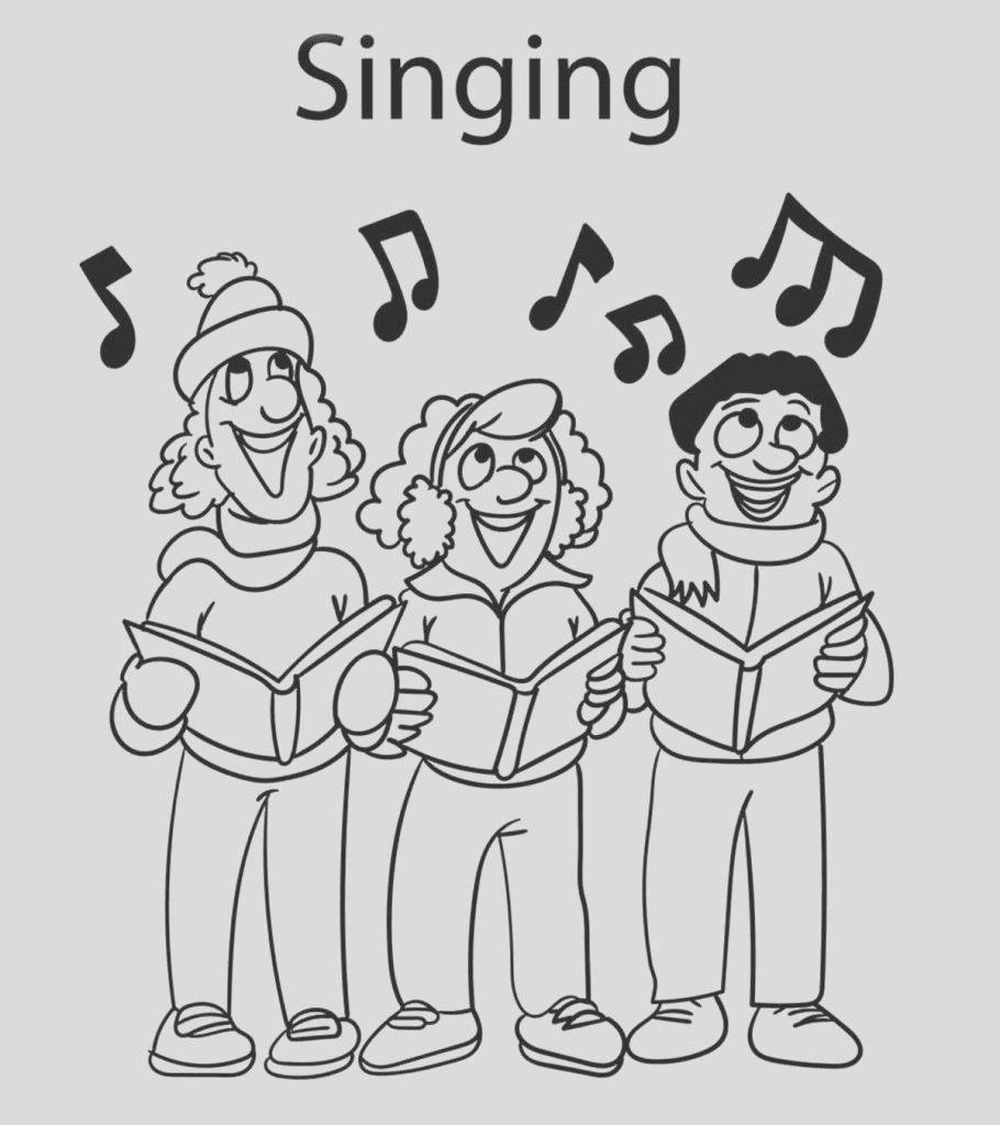 interesting music note coloring pages for your music lover little kids