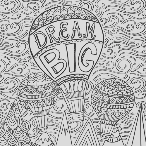 joyful inspiration adult coloring book 31 stress relieving designs artists coloring books