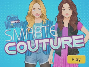 disneychannel girl meets world smarte couture