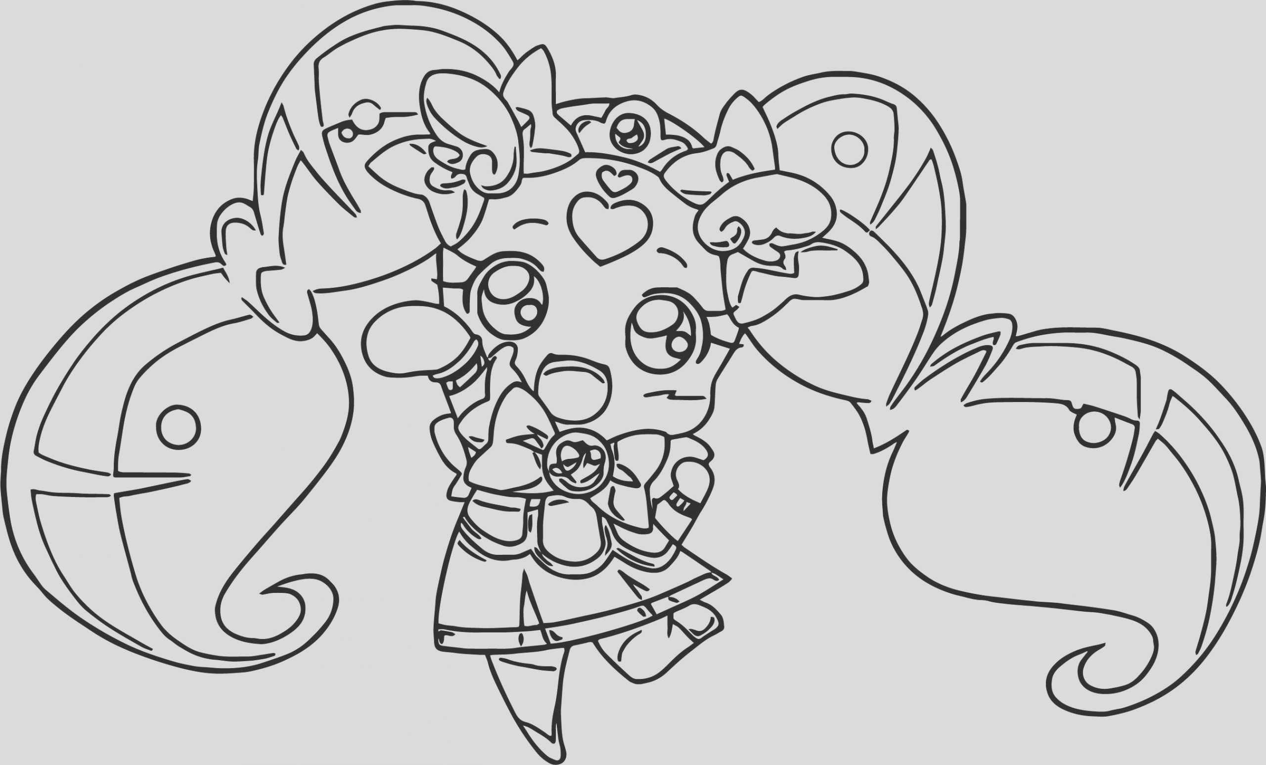 glitter force coloring pages