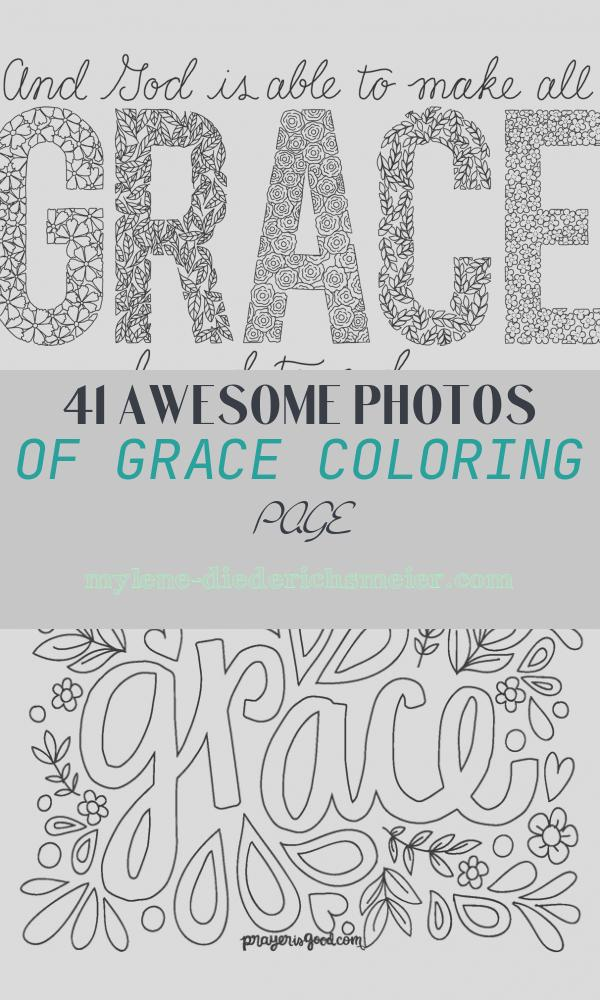 Grace Coloring Page Inspirational Just What I Squeeze In Grace Coloring Page 7