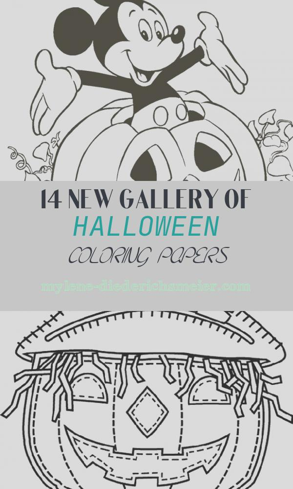 Halloween Coloring Papers Fresh Free Disney Halloween Coloring Pages Lovebugs and Postcards