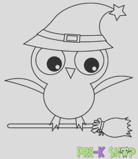 printable coloring pages and activities for presch