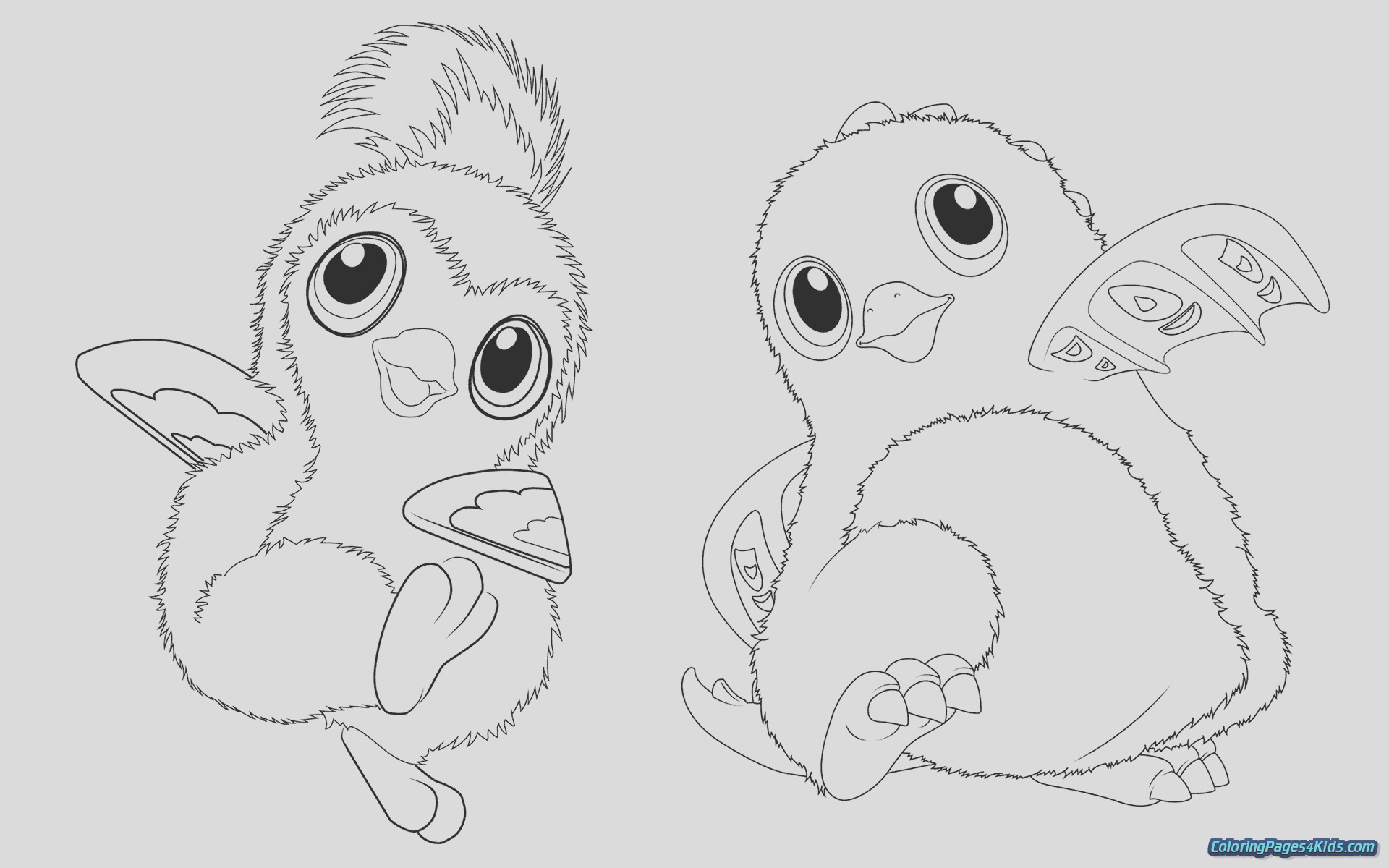 hatchimals coloring pages 11