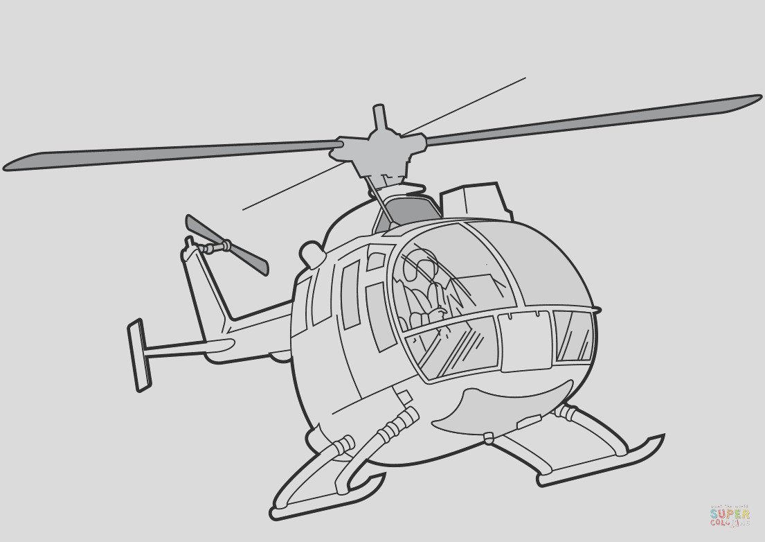 mbb bo 105 helicopter