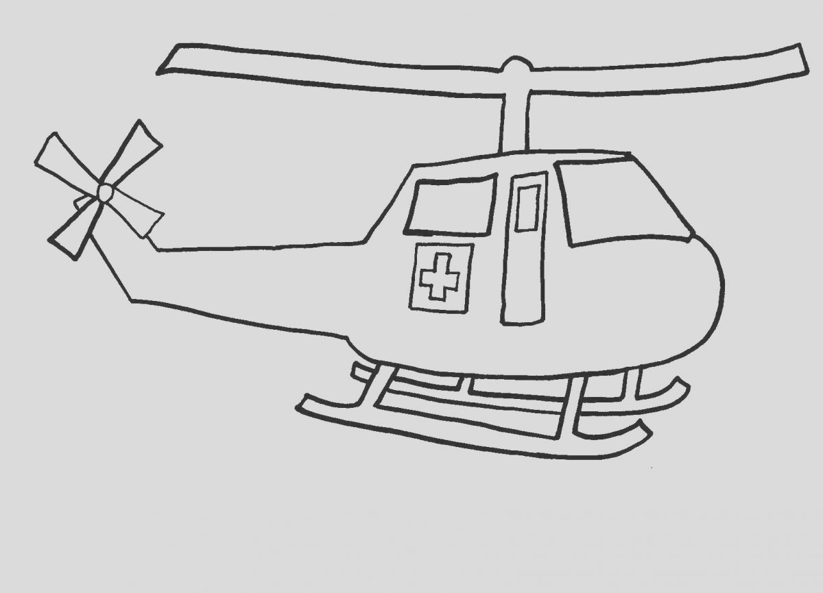Helicopter Coloring Sheet Inspirational Free Printable Helicopter Coloring Pages for Kids