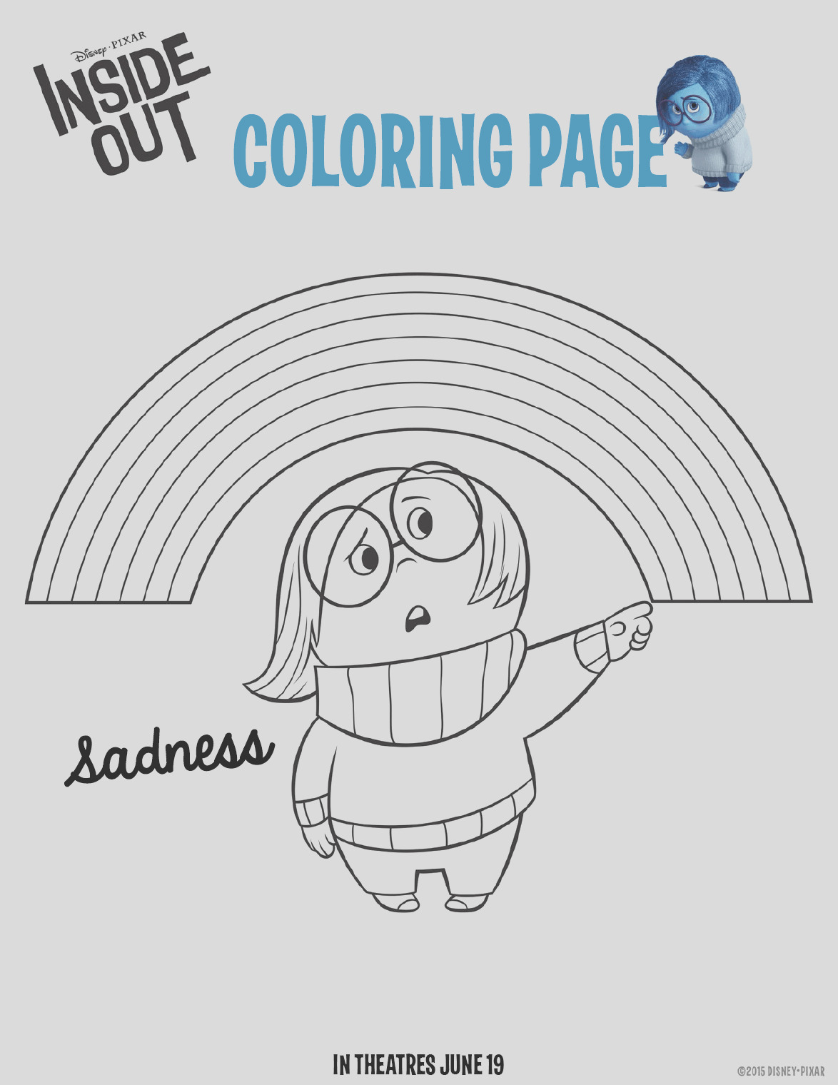 inside out coloring pages free s for kids