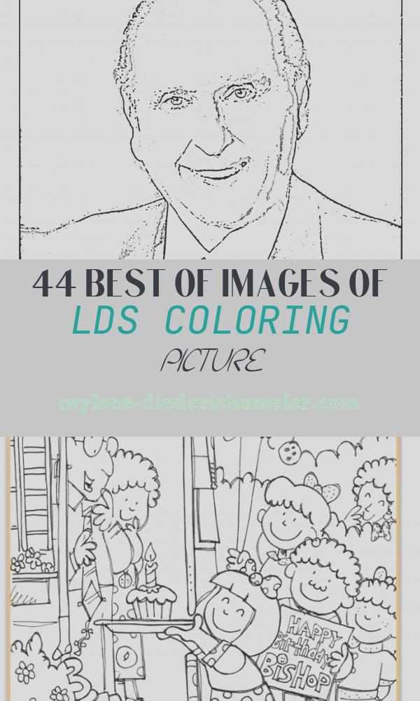 Lds Coloring Picture Best Of Mormon President Monson Coloring Sheet
