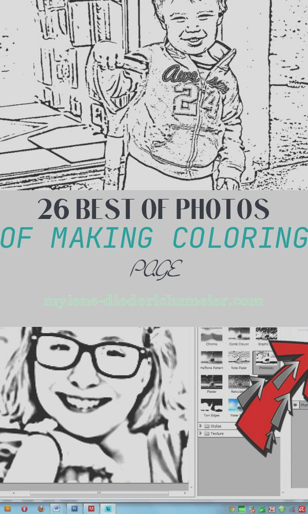 Making Coloring Page Awesome How to Make A Coloring Book 20 Steps with