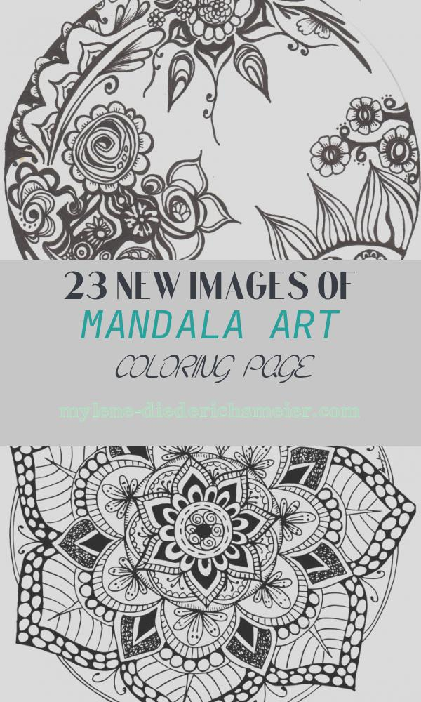 Mandala Art Coloring Page Inspirational Mandalas and Losing Weight