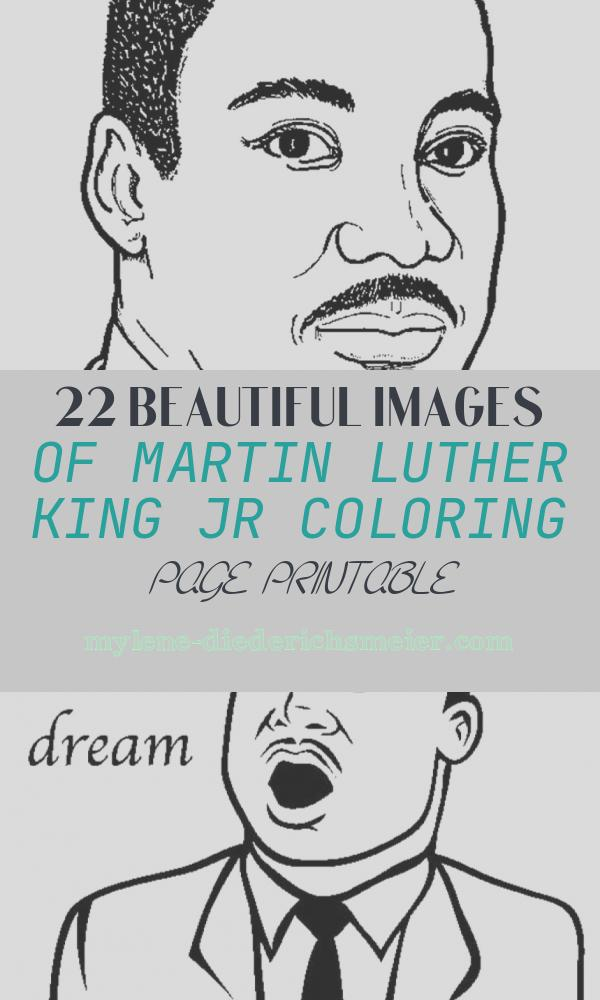 Martin Luther King Jr Coloring Page Printable New Martin Luther King Jr Coloring Pages