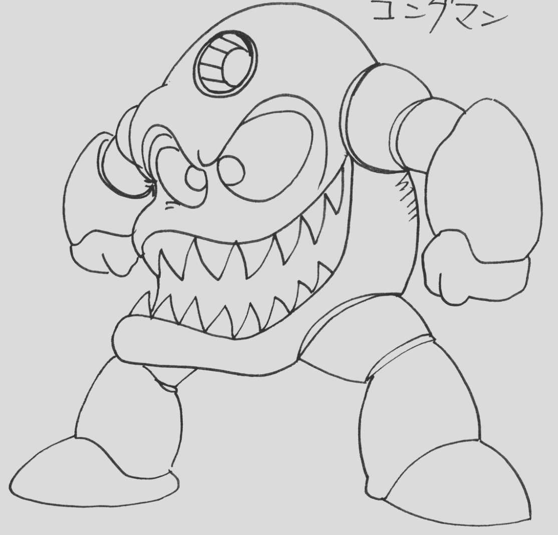 10 worst mega man bad guys that never made it into a game
