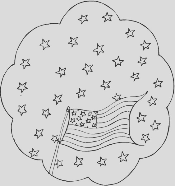 memorial day coloring pages 3