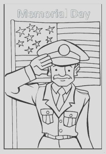 memorial day coloring pages kids