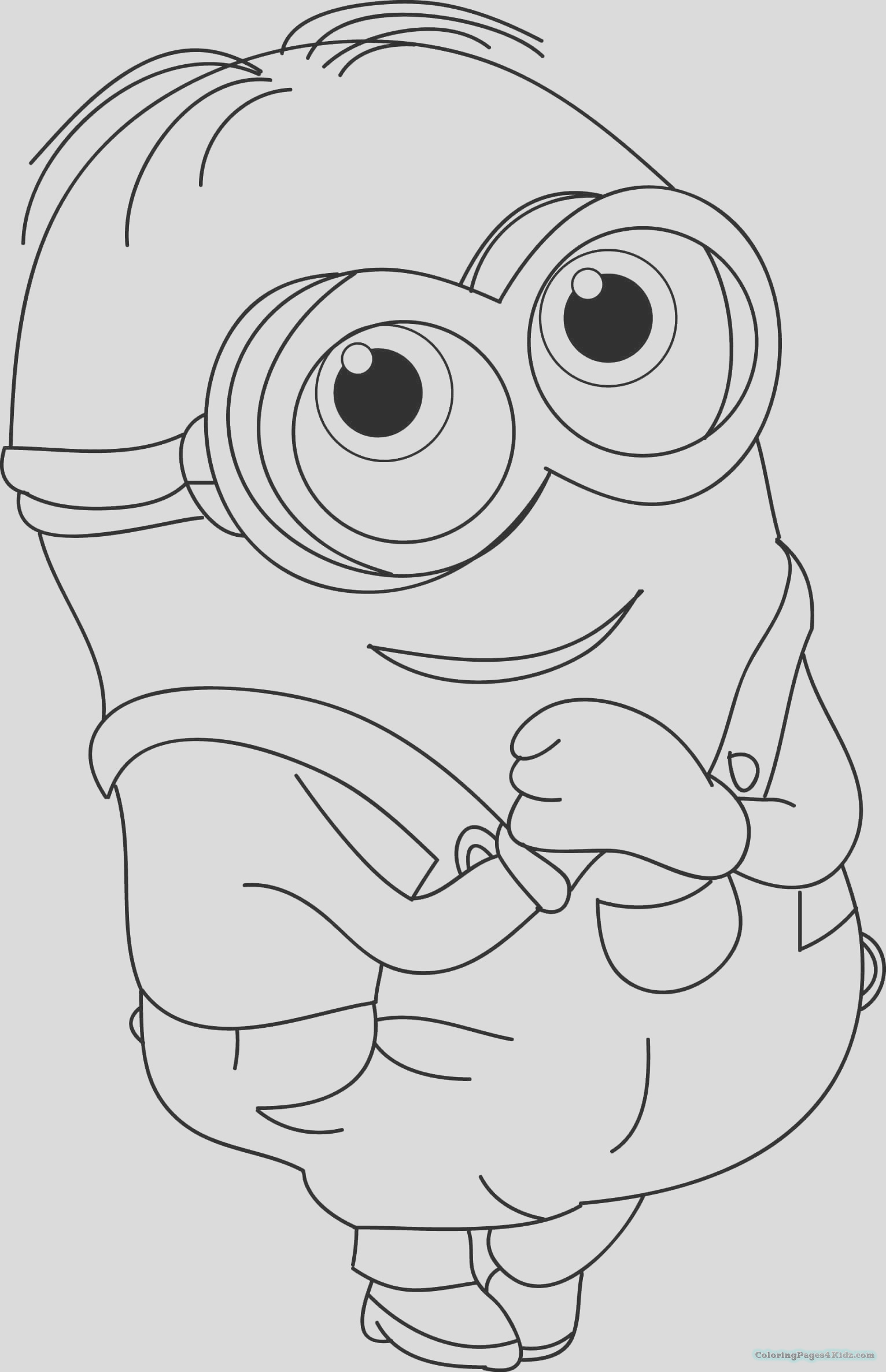 minions coloring pages 109