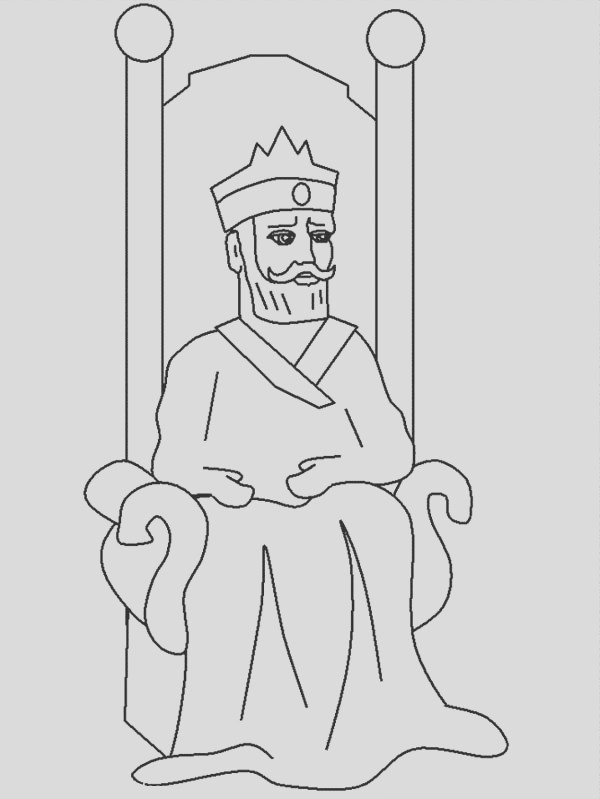 saved from furnace king nebuchadnezzar coloring pages 2