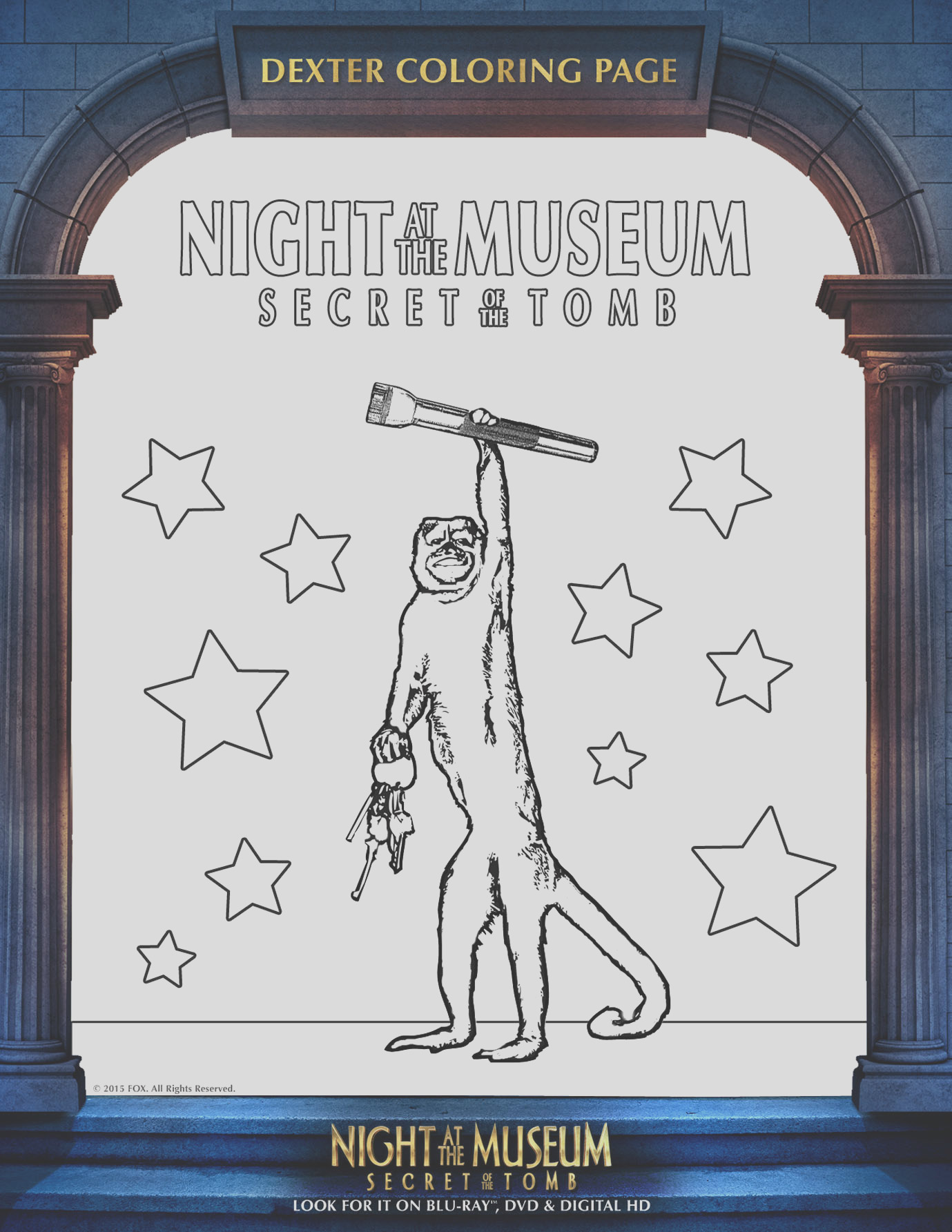 photos admit one final night at the museum es home
