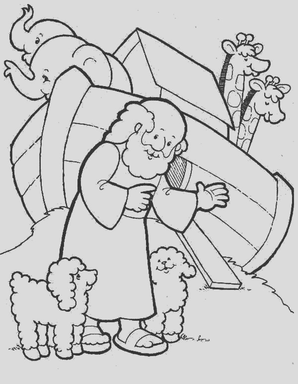 35 Inspirational Photos Of Noahs Ark Coloring - Coloring Pages