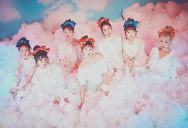 song review oh my girl coloring book