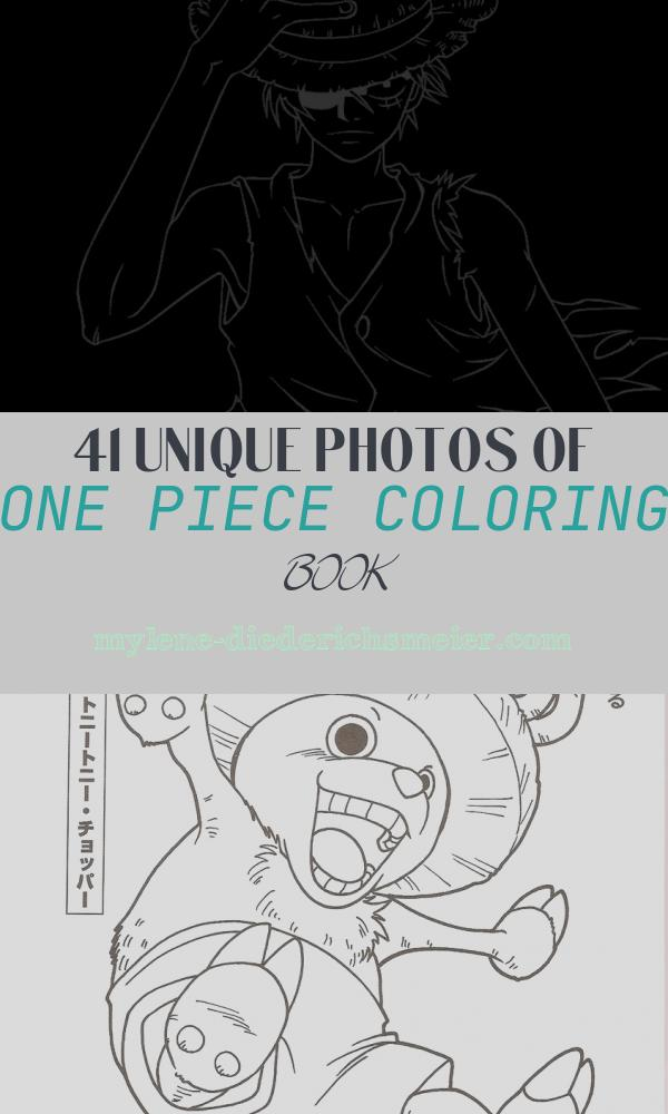 One Piece Coloring Book Elegant One Piece Luffy Coloring Pages