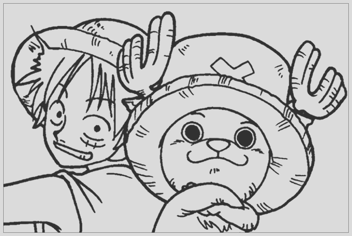 image=one piece coloring pages for children one piece 5612 3