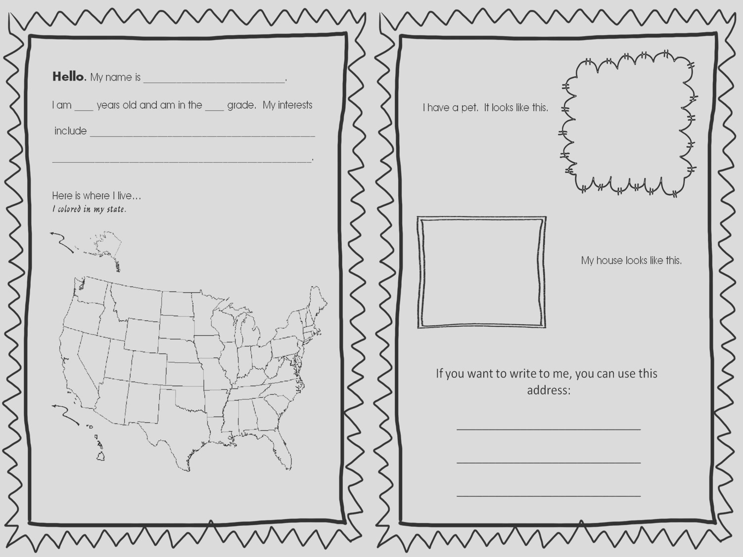 operation christmas child letter template