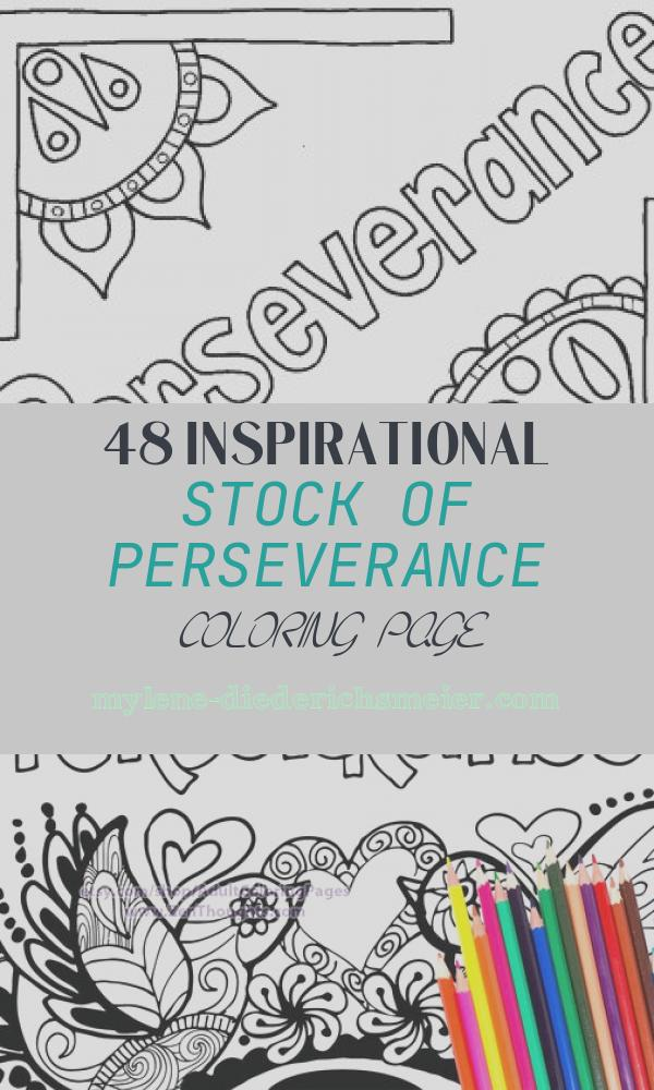 Perseverance Coloring Page Lovely Character Ed Perseverance Coloring Page by Stacy Falcone