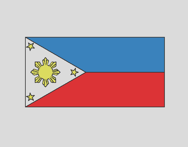 philippines colored by jayn12