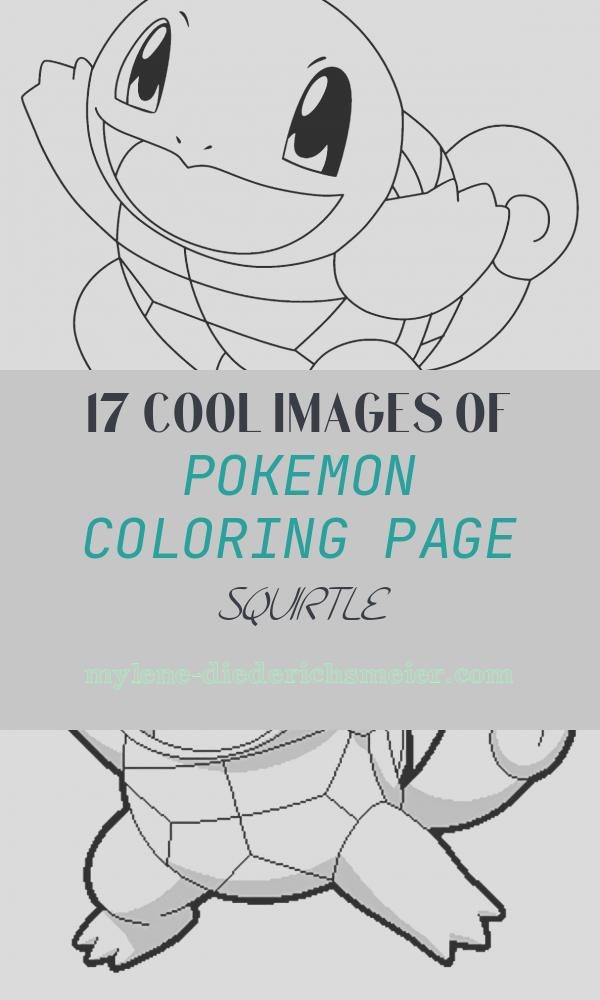 Pokemon Coloring Page Squirtle Luxury New Squirtle Coloring Pages Download Free Pokemon