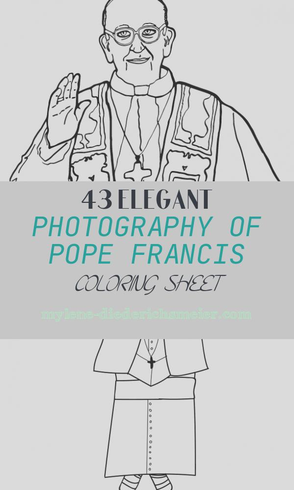 Pope Francis Coloring Sheet Unique Coloring Books