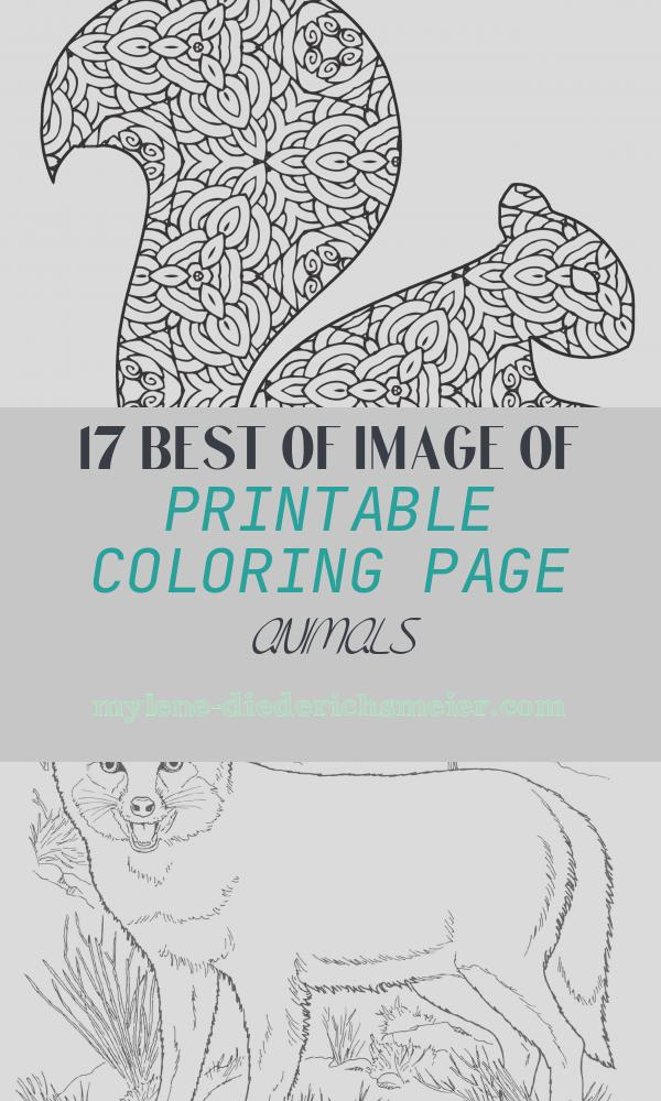 Printable Coloring Page Animals Lovely 30 Free Printable Geometric Animal Coloring Pages