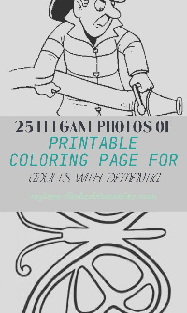 Printable Coloring Page for Adults with Dementia Elegant Printable Coloring Pages for Adults with Dementia Coloring