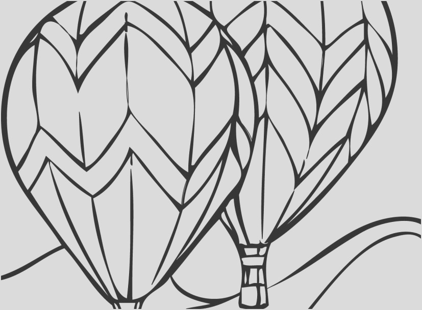 large print coloring pages