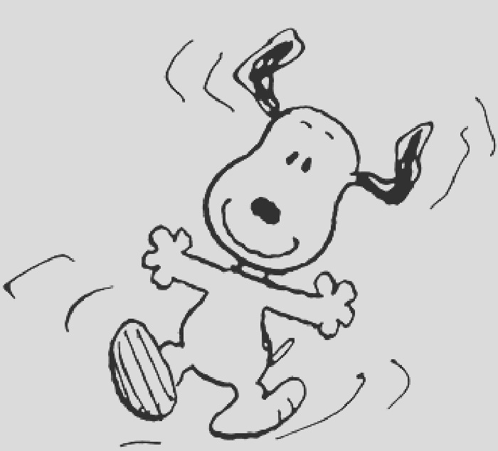 snoopy dog coloring pages kids printable sheets art free pictures