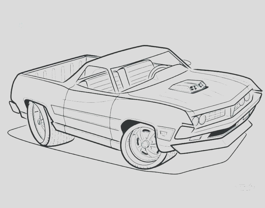 cool race car coloring pages