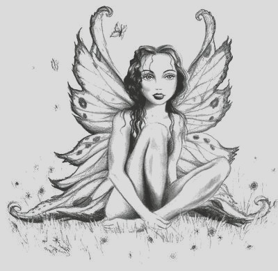 fairies free printable coloring pages