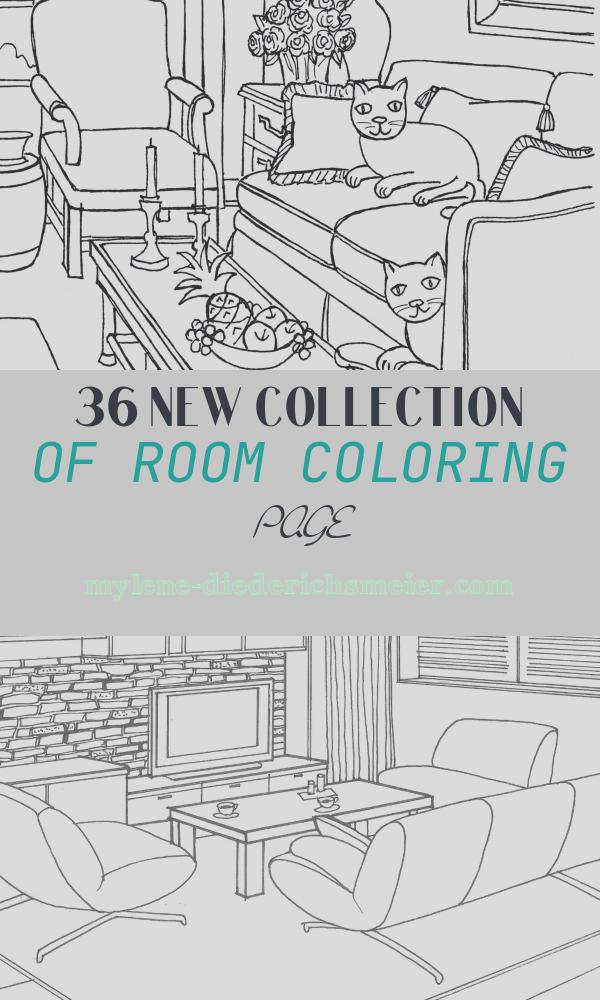 Room Coloring Page Awesome Coloring Pages for Adults… some Drawings Of Living Rooms