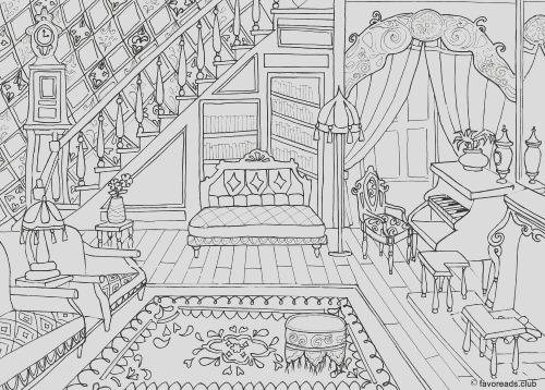 authentic architecture victorian living room 2