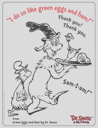 green eggs and ham by dr seuss printables