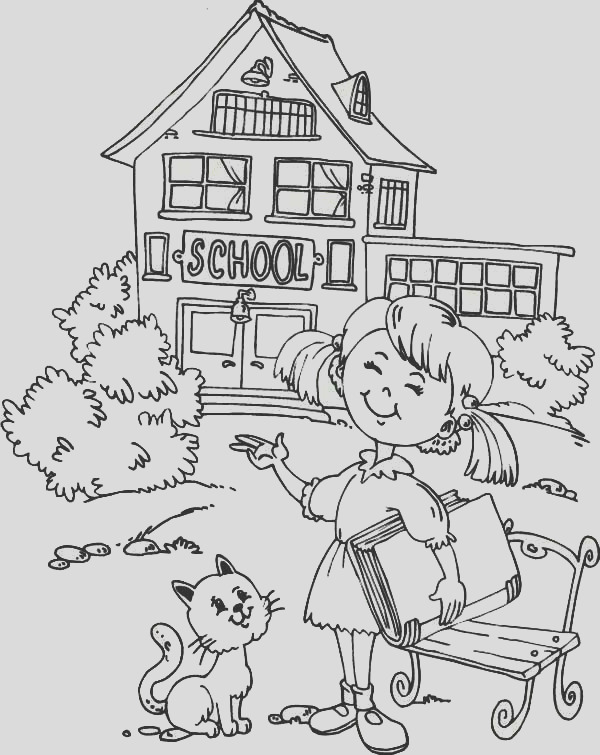 schools out coloring pages