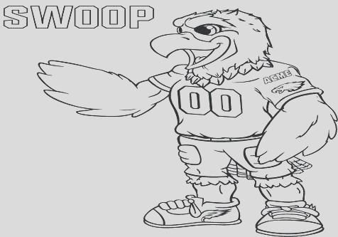 seattle seahawks coloring pages