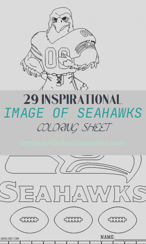 Seahawks Coloring Sheet Awesome Seattle Seahawks Coloring Pages