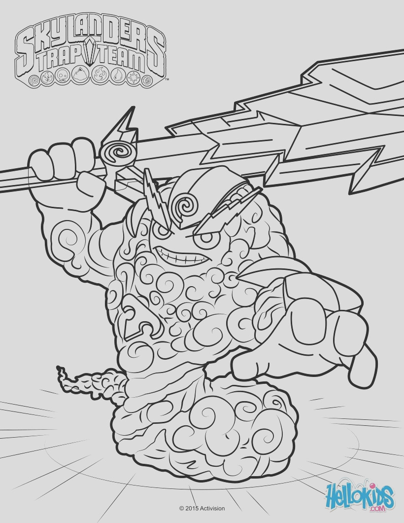 random fun these 10 skylanders trap team coloring pages are simply fun to work with
