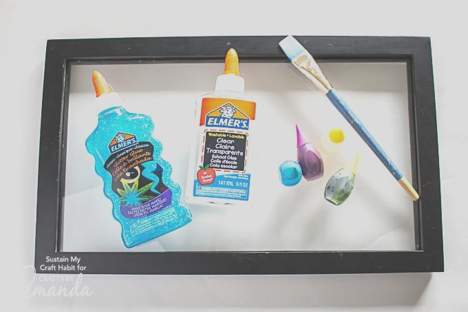 kid friendly diy stained glass