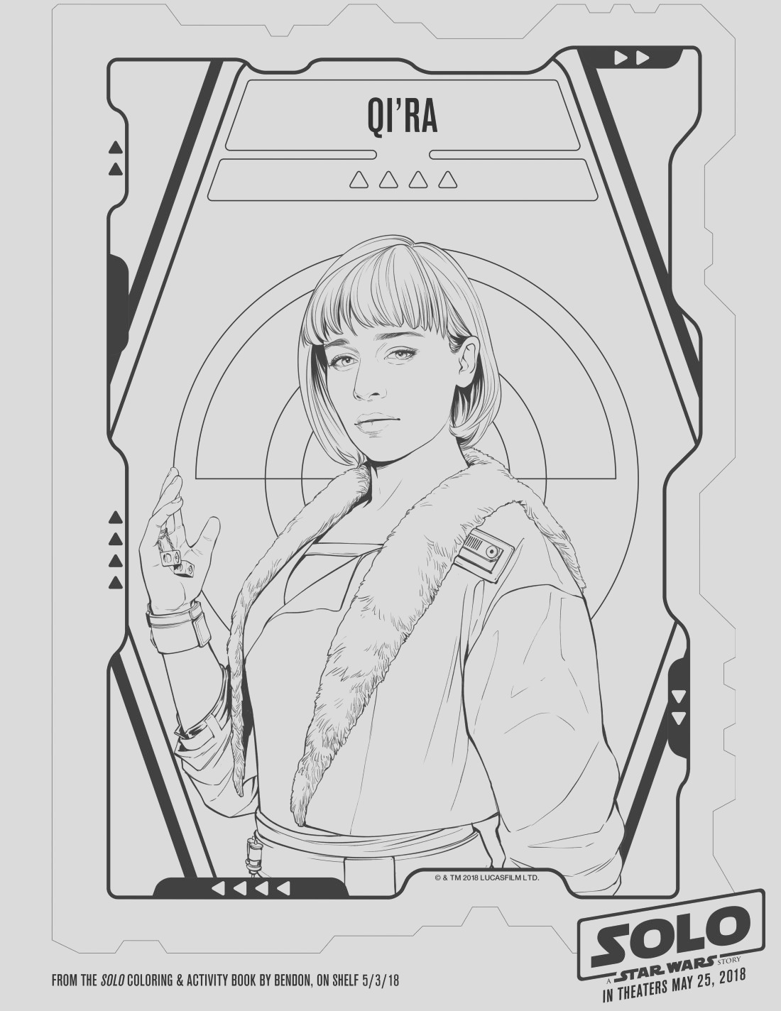 free printable solo a star wars story coloring pages new clip hansoloevent hansolo