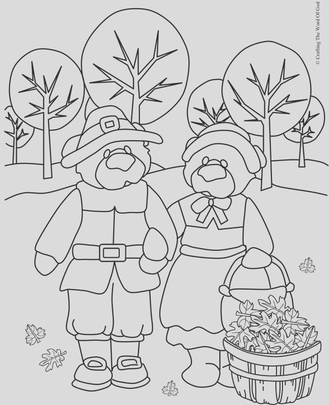 thanksgiving coloring page 6 coloring page