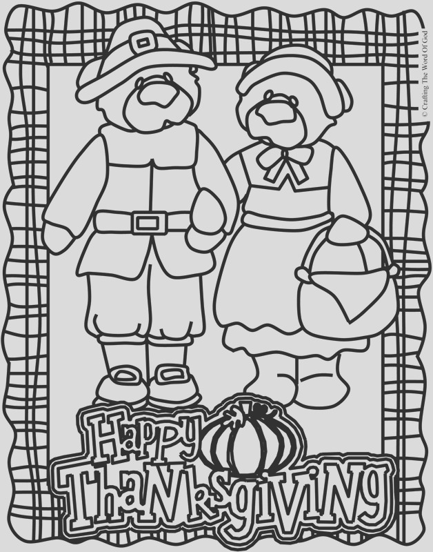 thanksgiving coloring page 2 coloring page